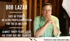 Bob Lazar Area 51 documentary narrated by Mickey Rourke Aliens And Ufos, Ancient Aliens, Alien Implants, Bob Lazar, Project Blue Book, Mysteries Of The World, Den Of Geek, Mickey Rourke, Blue Books