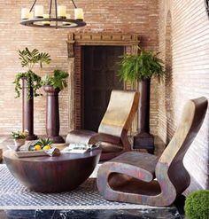 Haute Looks in Outdoor Furniture