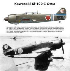 Kawasaki Ki-100-I Otsu