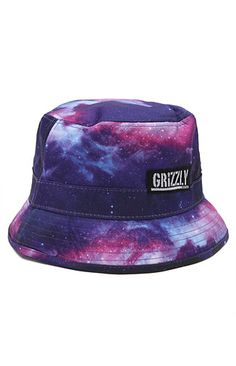 Grizzly Grizzly Galaxy Bucket Hat at PacSun.com