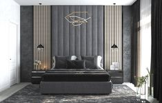 Strategy, tricks, and manual with regards to acquiring the most effective end result as well as ensuring the max perusal of bedroom furniture design Modern Luxury Bedroom, Luxury Bedroom Design, Room Design Bedroom, Bedroom Furniture Design, Contemporary Bedroom, Luxurious Bedrooms, Bedroom Decor, Interior Design, Bedroom False Ceiling Design