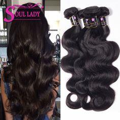 Cheap Brazillian Hair 4 Pcs Free Shipping Queen Hair Brazilian Body Wave 7a Unprocessed Virgin Hair Cabelo Humano Natural human hair wigs