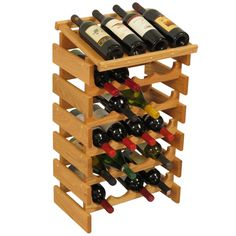 Dakota 24 Bottle Wine Rack