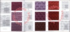 Crochet Japanese Pattern Book | ... Japanese Knit Craft Pattern Book 125 Knitting Pattern Technique Sign