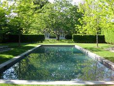 Deborah Nevins Grand Garden and Pool