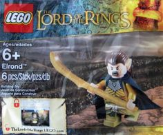 Included in LEGO Lord of of the Rings video game