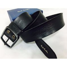 Plan Black Designer belt