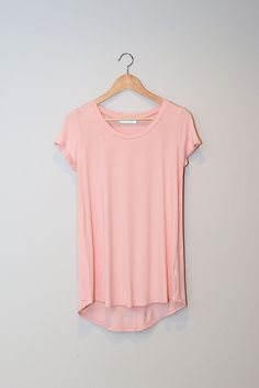 Everyday Casual Tee | Additional Colors
