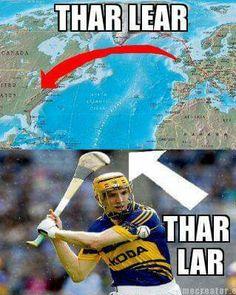 Thar Lar Irish Memes, Irish Customs, Irish Language, Irish Culture, The Funny, Ireland, Bunny, Learning, Pants