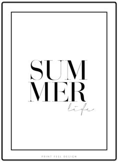 Summer Quote Print Set, Black and White Artwork Prints, Room Wall Art, Printable Quotes, Modern Digital Download, Minimalist Home Decor   I N S T A N T D O W N L O A D  This listing is for a DIGITAL FILE of this artwork. No physical item will be sent. You can print the file at home, at a local print shop or using an online service.   I N C L U D E D F I L E S 3 High resolution JPG file in ISO (International Standard Size) format for printing the following sizes: - A1 - A2 - A3 - A4 - A5…
