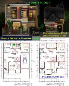 Pingl par giok fergisona sur house plan pinterest - Maison moderne toronto par studio junction ...