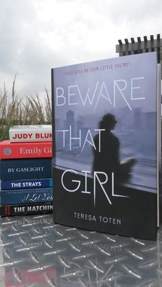 #BewareThatGirl by @TeresaToten (Fictiondepictions.com) Fiction, This Book, Thoughts, Writing, Books, Judy Blume, Libros, Book, Book Illustrations