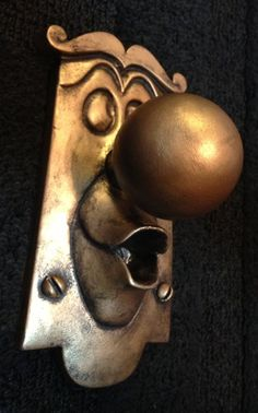 Alice in Wonderland Doorknob Disney prop 100 resin by HymnAndHurse NEED THIS FOR A KID'S BEDROOM OMG