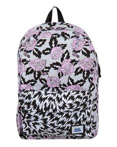 Vans - ELEY KISHIMOTO Backpack (NEW) Magnolia Hysteria SCHOOL BAG Free Shipping #VANS #Backpack