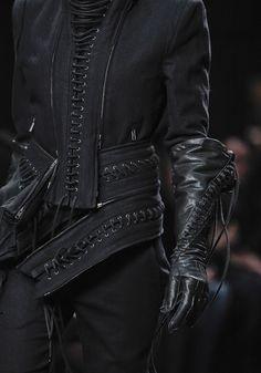 gloves, Ann Demeulemeester