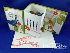 Hi there.  Welcome to CASEing the Catty #101.  CTC is a group of Stampin' Up! ® Demonstrators from Australia and New Zealand who love to create using the Stampin' Up! catalogues as inspiration. Eve…