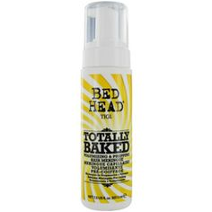 Bed Head CANDY FIXATIONS TOTALLY BAKED VOLUMIZING & PREPPING HAIR MERINGUE 7 OZ