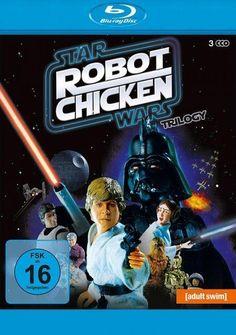 Robot Chicken - Star Wars - Jordan Allen-Dutton, Mike Fasolo, Douglas Goldstein, Seth Green, Charles Horn
