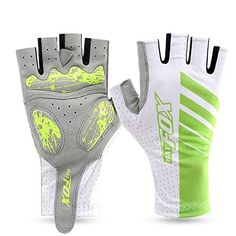 Road Cycling Gloves,Basecamp Breathable Fingerless Gel Pad Men Women Bike Gloves Mountain Gloves for Cycling Climbing Camping Half Finger Bicycle Gloves (Green, XL(3.74''-3.94'' /9.5-10CM)). 【Excellent Material,Breathable and Refreshing】Using high quality polyester fiber. Palm use thicker wear-resistant leather with comfortable mesh hole, better moisture-wicking, hand back all use breathable fabric, breathability performance has been further enhanced. 【Resistant Material and Protection…