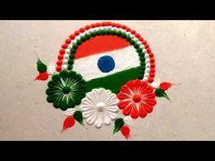 Hi Friends This is Kshirabdhi Tanaya Panda from Trangoli. A unit of Creative Rangoli Art Design Center, Bhubaneswar, Odisha, India. My passion is to create s. Very Easy Rangoli Designs, Rangoli Designs Latest, Small Rangoli Design, Colorful Rangoli Designs, Rangoli Designs Diwali, Beautiful Rangoli Designs, Simple Rangoli, Independence Day India Images, Happy Diwali Rangoli