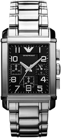 039faa4cb6ccc Relógio de luxo da Emporio Armani HAR0334N Linha de relógio de luxo  masculino com cronógrafo Relógio