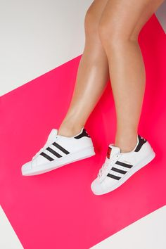 best service f75d4 fca5b These are superstars in our eyes. New Trainers, Adidas Superstar, Adidas  Women,