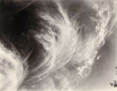 Equivalents, Alfred Stieglitz, (1925-1934), Silver Gelatin Prints. Considered the first abstract photography, Equivalents is a beautiful series of photographs shot by Stieglitz over the course of many years. They were considered a break from reality as he toyed with perception and angles to throw off viewers, and he even asked viewers to hang prints themselves. The idea was to not look at the clouds as clouds, but rather, as something equivalent to a significant moment he had experienced.