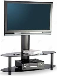 """Accord TV Stand in Black For 50"""" TVs by Alphason"""