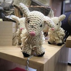 Meet our new little lamb, he's the newest edition to the farmyard family, by Therese Chatham. We can't decide on a name for him though... So far we have Ollan (meaning wool in Irish) and Larry (don't know if there is a meaning to Larry😎) All suggests very welcome!!! #namingday #littlelamb #crochettoys #handmade #madeindublin #madeinireland #softtoys #lamb #cute #farmyardanimals Irish Design, Farm Yard, Crochet Toys, Larry, Kids Toys, Dinosaur Stuffed Animal, Meet, Wool, Photo And Video