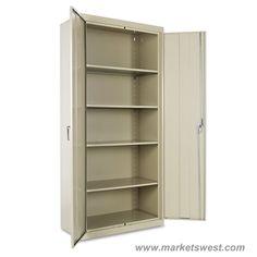 Alera Metal Storage Cabinet