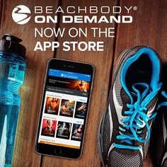 With the new Beachbody On Demand app for iPhone, you'll have access to our iconic fitness programs in the palm of your hand. Get all the details about this game-changing app, here.