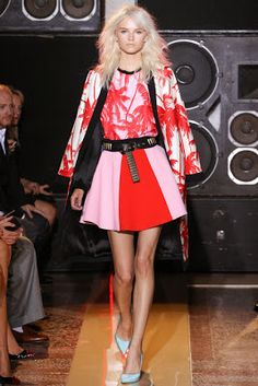 Fausto Puglisi Spring 2014 Ready-to-Wear #mfw