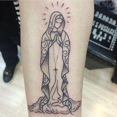#inspirationtatto Tatuadora: carol.mariath