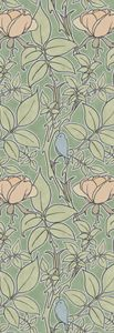 Bird & Rose by: Trustworth Studios, a British design studio, has some of the most beautiful original wallpaper designs.