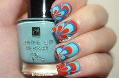 ErinZi's Nails: FM Make Up Nail Lacquer swatches, review and nail art