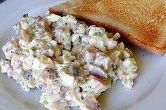 Matjes-Häckerle-Salat