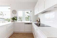 Riverview — www.thestables.com.au Western Kitchen, Barn Kitchen, Kitchen Room Design, Kitchen Layout, Home Decor Kitchen, Kitchen Living, Kitchen Furniture, Kitchen Interior, New Kitchen