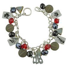 Unique Creations — Sherlock Funky Bracelet, Sherlock Holmes Inspired Jewelry