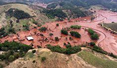La Brésil a la chance de ne pas être exposé à de graves risques naturels: pas de volcans actifs, peu de sismicité, pas de cyclones tropicaux. Mais il vient de connaître le pire désastre environnemental de son histoire avec la rupture de barrages dans l'État du Minas Gerais, dont le nom signifie «mines générales». Il … Continuer la lecture de Un tsunami de boue, de Mariana à la mer →