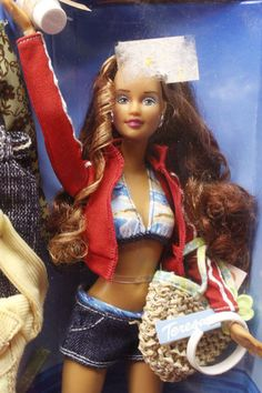 Barbie Doll RARE Cali Girl Teresa 26 Pieces Set | eBay