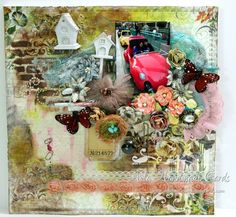 Aola Handmade Cards ...: LSG - March Color Challenge 2014