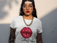 3bd9559a6c6 Unbothered  TShirt-EXCLUSIVELY Created by Aspen Blu Apparel Reign