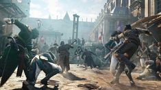 Assassin's Creed: Unity \ Xbox One X Gameplay Assassin's Creed: Unity is a 2014 sandbox action adventure game and a sequel to 2013's Assassin's Creed IV: Black Flag the game has the player take on the role of an Initiate as they explore the story of Arno Dorian who joins the Assassins to investigate the murder of his adoptive father on behalf of his adoptive sister Élise de la Serre a member of the Templars. The game was released on 11 November 2014 in North America 13 November in Europe and…