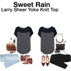 Untitled #12599 by hanger731x on Polyvore featuring polyvore, fashion, style, Madewell, Diane Von Furstenberg, Frye, IIIBeCa, Banana Republic, Topshop and J.Crew