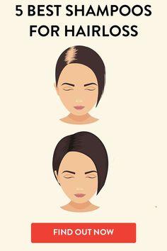 Shampoo For Thinning Hair, Hair Loss Shampoo, Best Shampoo For Women, Best Hair Care Products, Hair Protein, Eye Makeup Art, Beauty Hacks, Beauty Tips, Best Shampoos