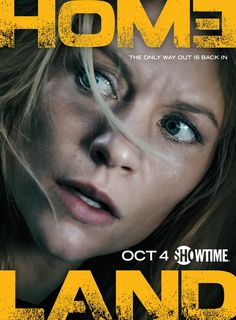 Return to the main poster page for Homeland