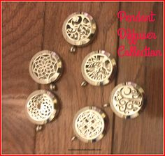 Pendant Diffuser Collection