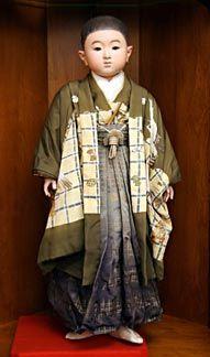 Sosaku Ningyo - Art in Focus - Antique Japanese Dolls