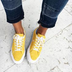 Kicking in this Thursday with some fresh kicks👟💛 Get them here: http://liketk.it/2oM5H #liketkit