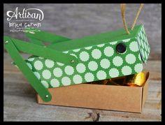 Pink Buckaroo Designs: Grasshopper Gift Set-Artisan Blog Hop